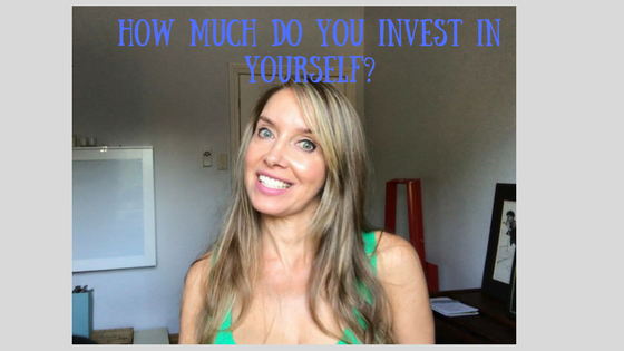 Are you investing in yourself ?