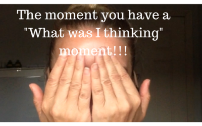 """Have you ever had a """"What the"""" Moment?"""