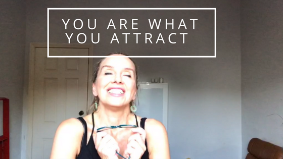 You are what you attract ….