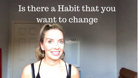 Habit …what an interesting word …who has one