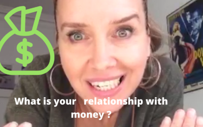 What is your relationship with money …are you a runner?