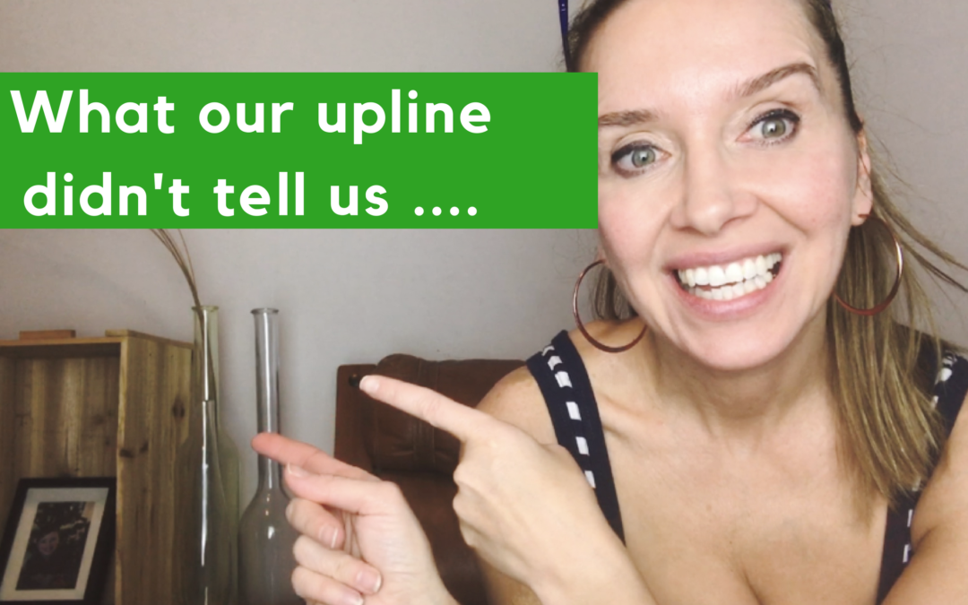 The #1 Network Marketing Tip (That Your Upline Probably Can't Teach You)