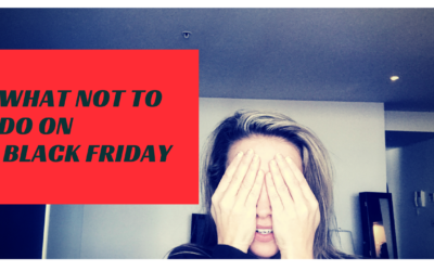 You want sales on Black Friday then this is what not do…