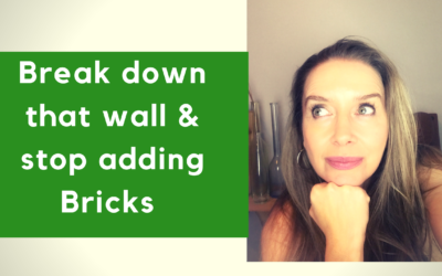 Break down that wall and stop adding Bricks